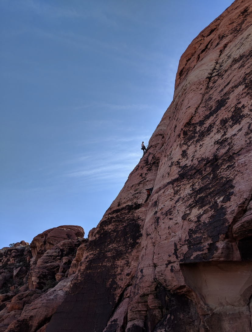Co-Founder Celie on Physical Graffiti at Red Rock