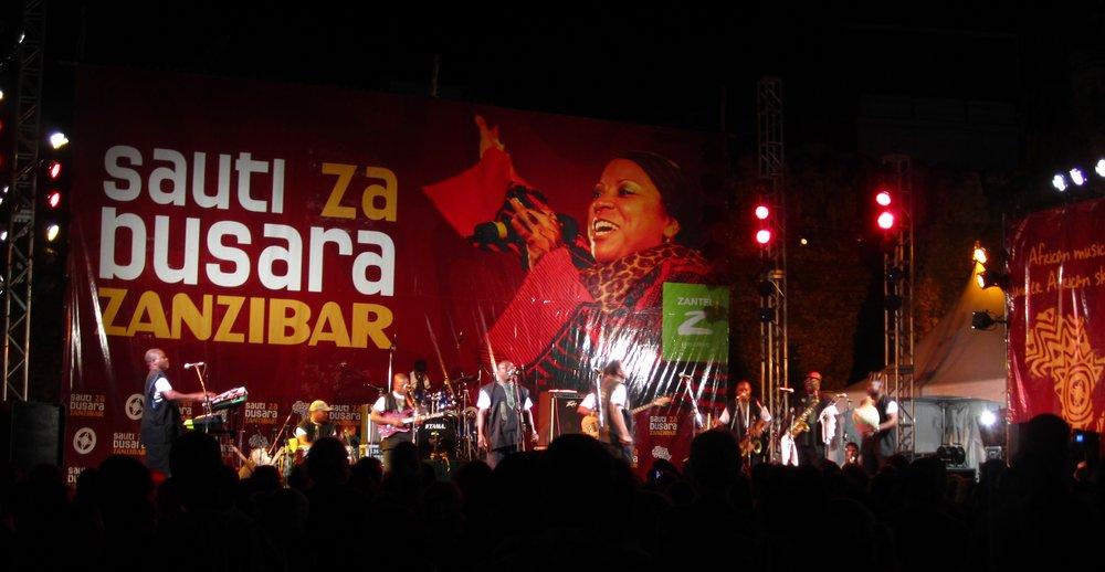 SAUTI ZA BUSARA 2011
