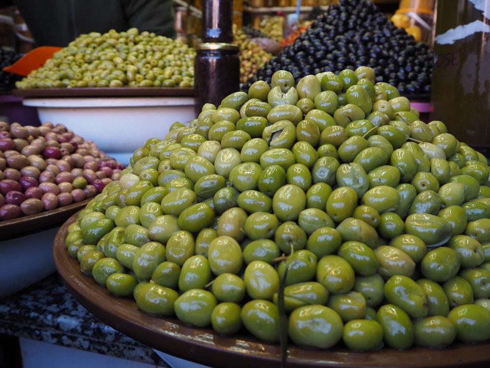 tasty, tasty olives