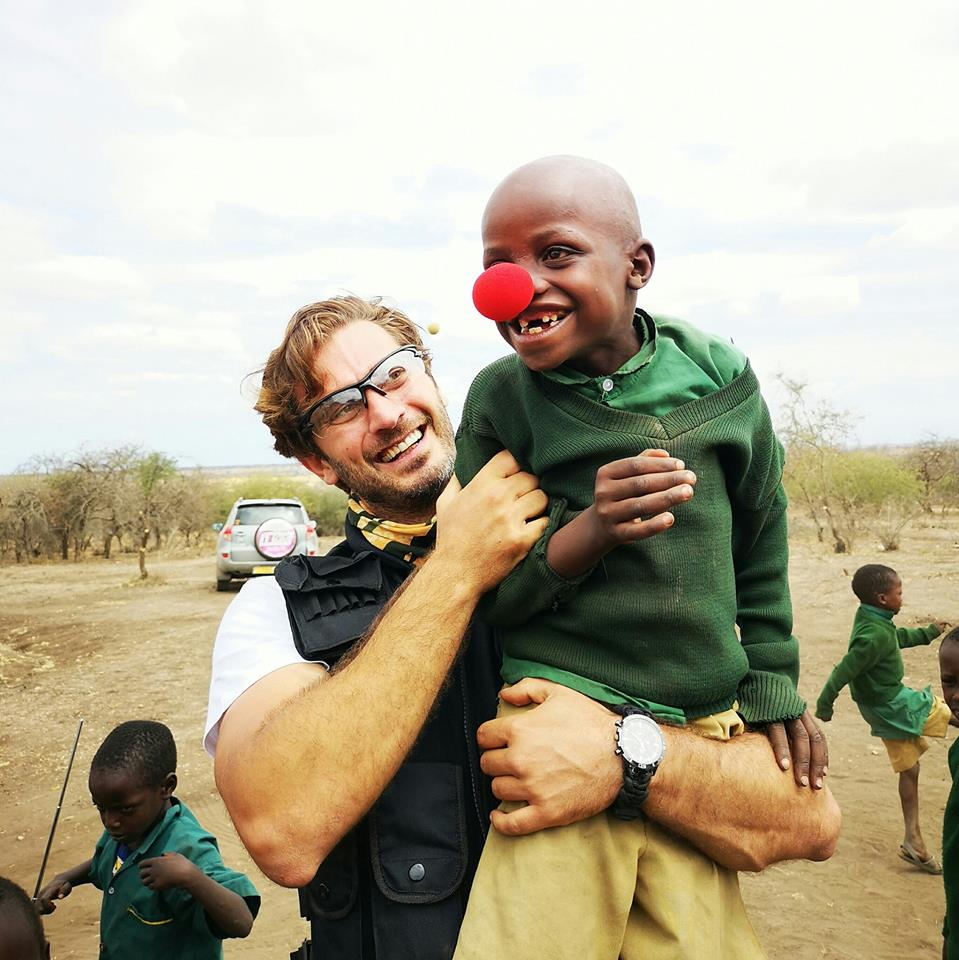 Tanzania, Africa - March 15, 2019   Today we celebrate the international 'Red Nose Day' and honor the generosity and the fundraising efforts of all the individuals and organizations across the world who wish to improve the lives of the less fortunate.