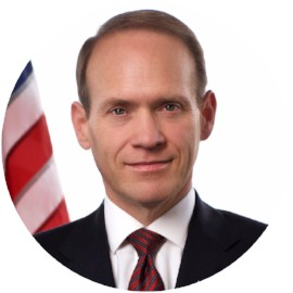 Vince Bertram , President and CEO of Project Lead The Way. Project Lead The Way is a nonprofit that provides a transformative learning experience for K-12 students and teachers across the U.S.