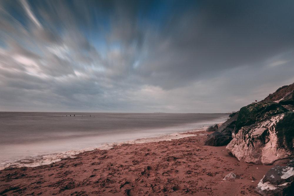 Caldy Beach