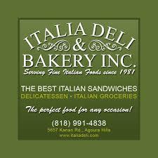 Italia Deli & Bakery