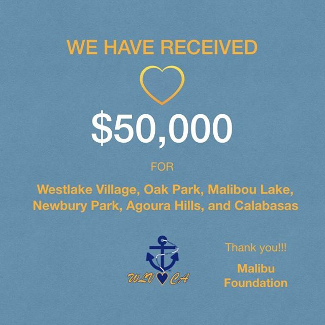 Incredible news! The Malibu Foundation has been amazing to so many organizations, including Village Rising! We alone have been granted over $100,000, and are working to provide direct funding to over 150 people who lost their homes in the Woolsey and Hill Fires- from Westlake Village, Oak Park, Malibou Lake, Newbury Park, Agoura Hills, and Calabasas!! What matters most to me personally is the amazing community that's been formed as a direct result. I am so incredibly blessed to be among such kindred spirits!! I know I say it all the time, but it truly does take a village to rise back up from the ashes. 💙💛 www.villagerising.org #malibufoundation #woolseyfire #hillfire