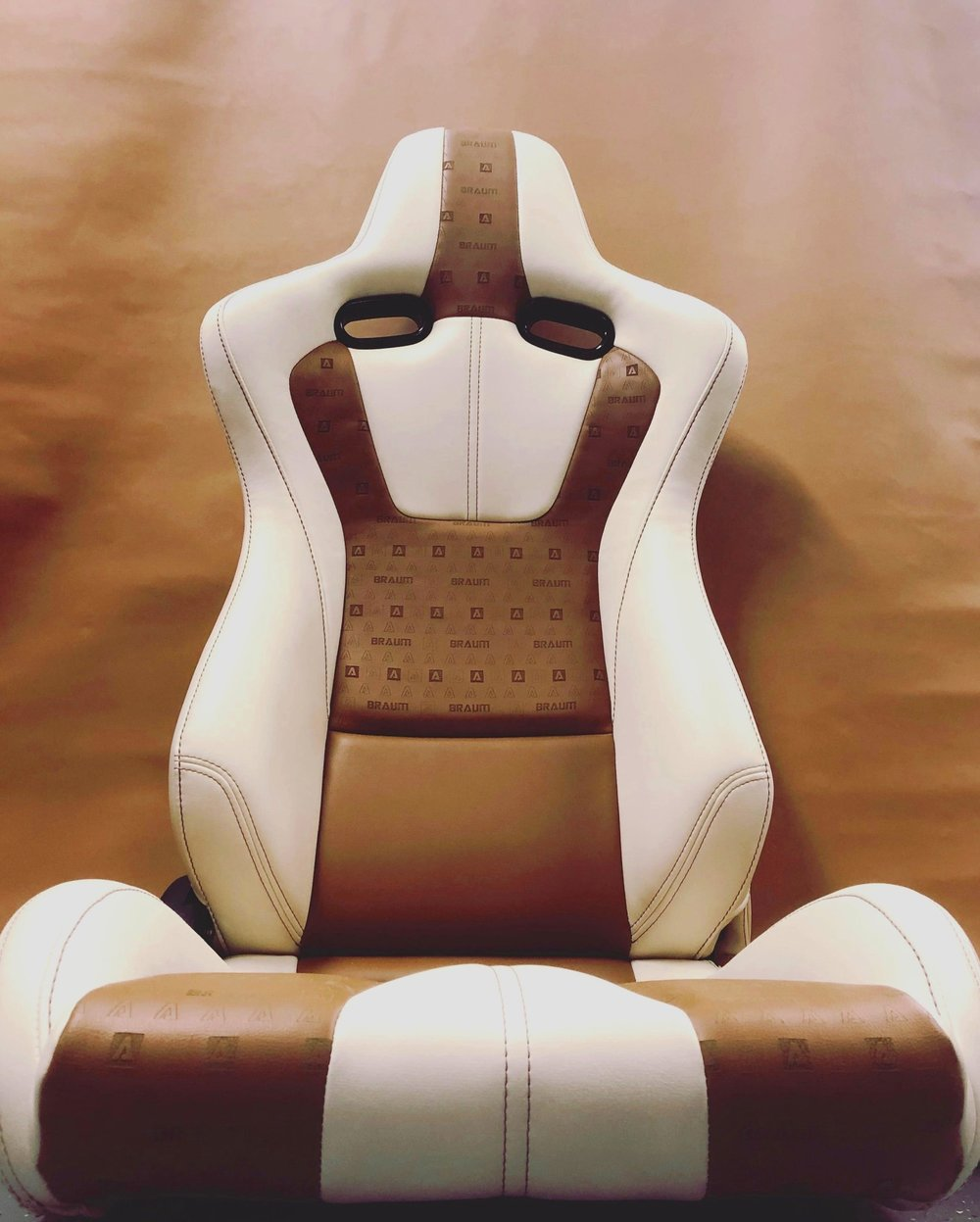 NW Crafted can install a custom seat cover to help you with your aftermarket look.