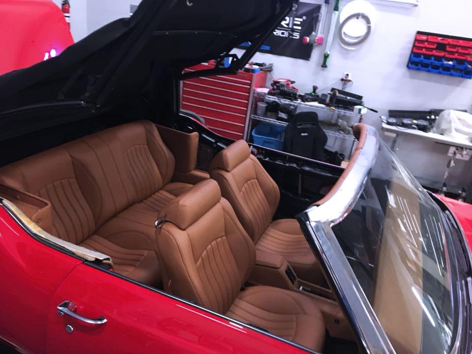 Buick - Full Custom Leather interior