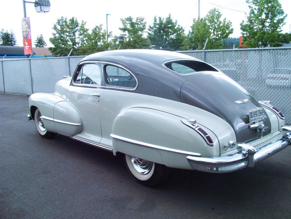 Cadillac - Full interior restoration.