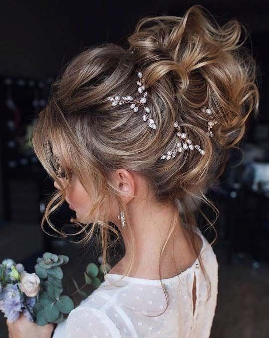 Top 5 Bridal Hairstyles 2019 Vancouver Makeup Artist