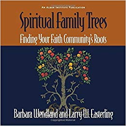 co-author of Spiritual Family Trees: Finding Your Faith Community's Roots - (with Larry W. Easterling, a United Methodist clergyman) Alban Institute, 2001