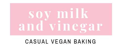 Soy Milk and Vinegar