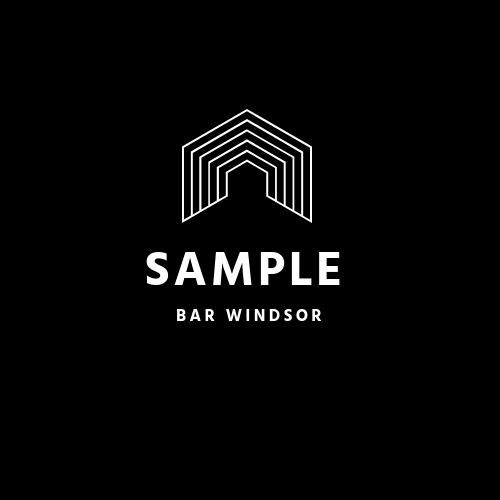 Sample Bar Windsor