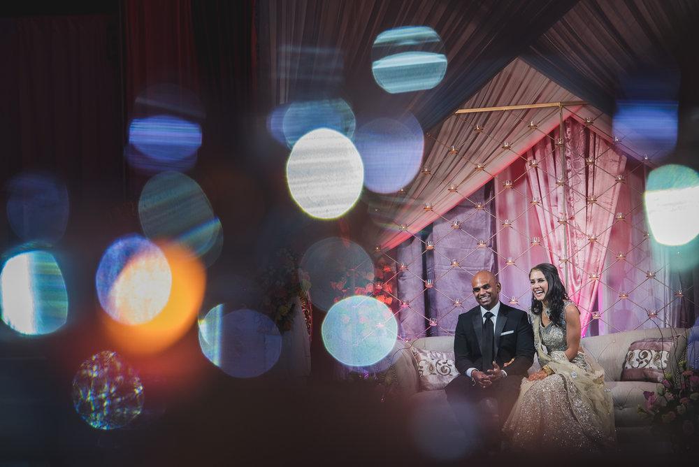 Rachel & Gautam Wedding