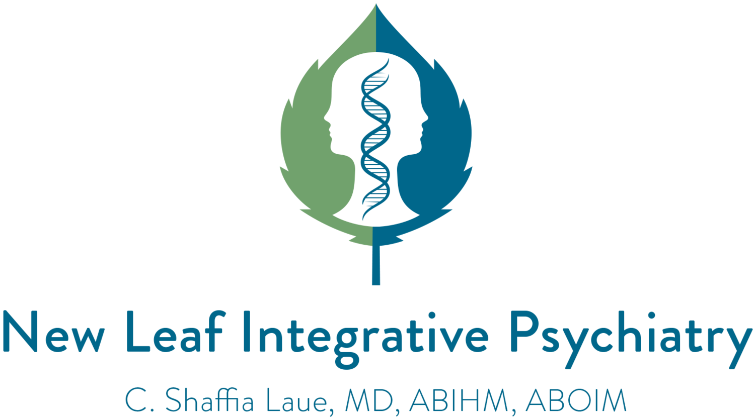 New Leaf Integrative Psychiatry – Dr. C. Shaffia Laue