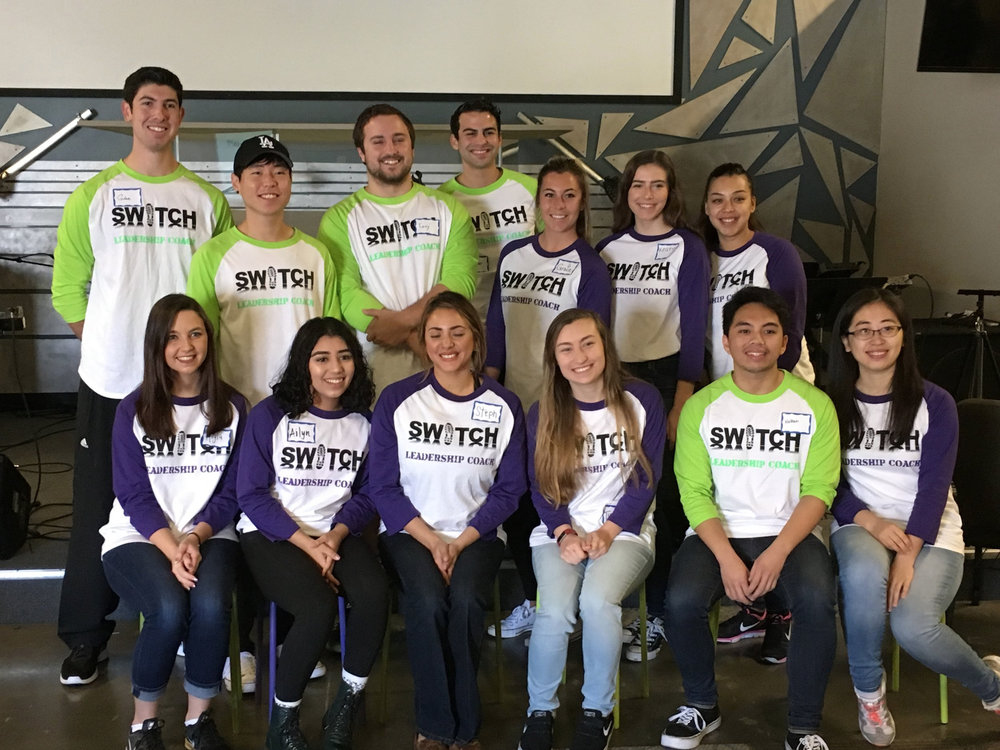 Our 2017 SWITCH Team