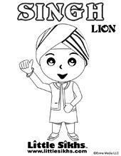 Singh (Lion)