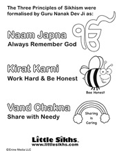 Three Principles of Sikhism