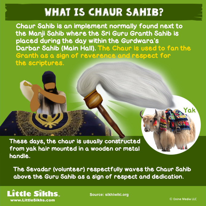 WHAT IS CHAUR SAHIB?