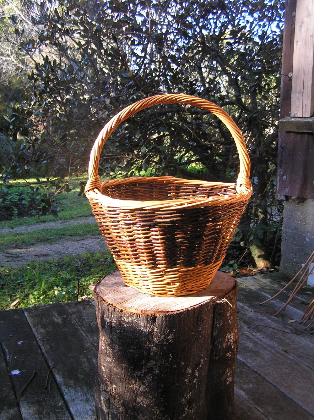 Picking basket