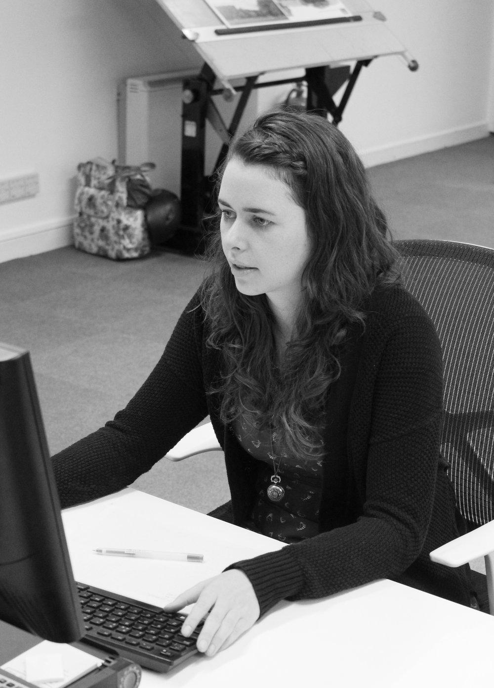 Aline Bronkhorst - Architectural Assistant