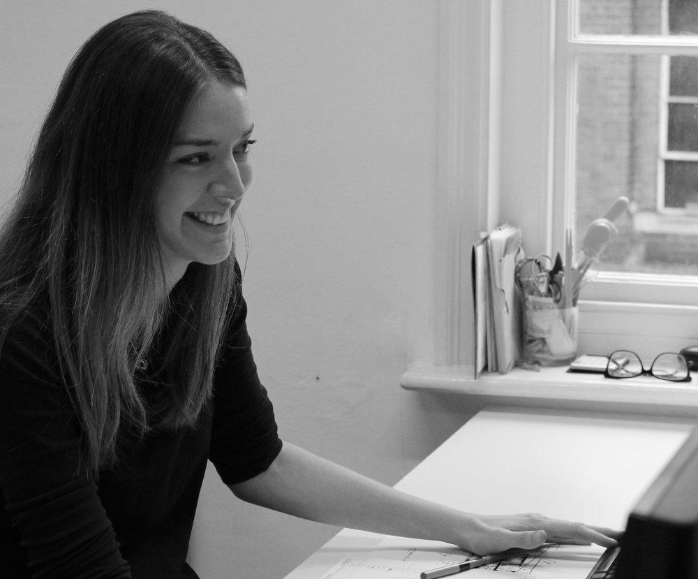 Juliet Burch - Project Architect