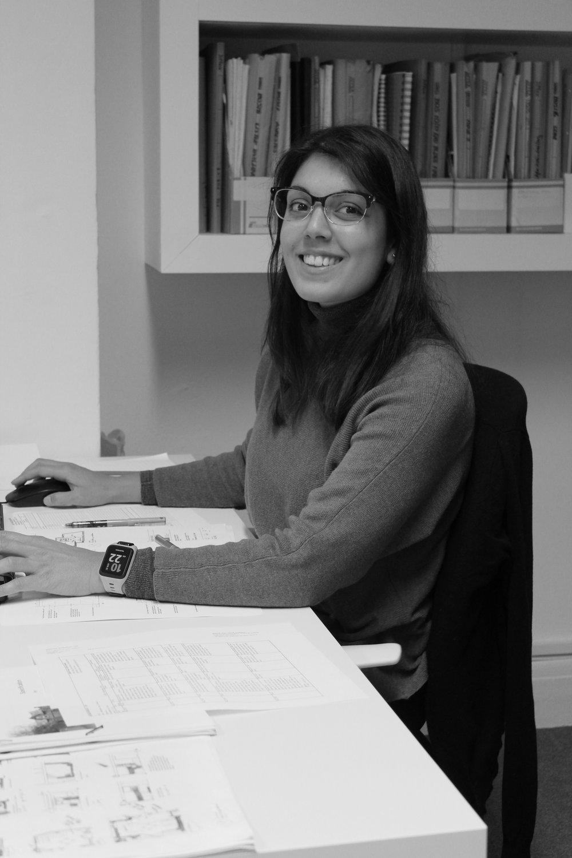 Tahima Rahman - Architectural Assistant