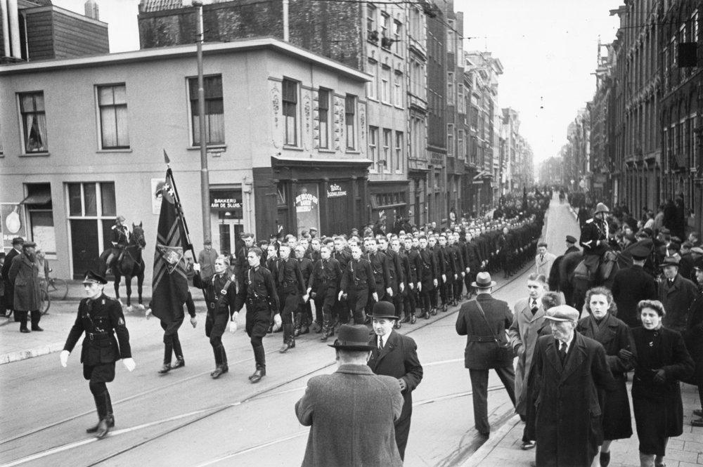 Stapf Bilderdienst, NIOD, 9 November 1940