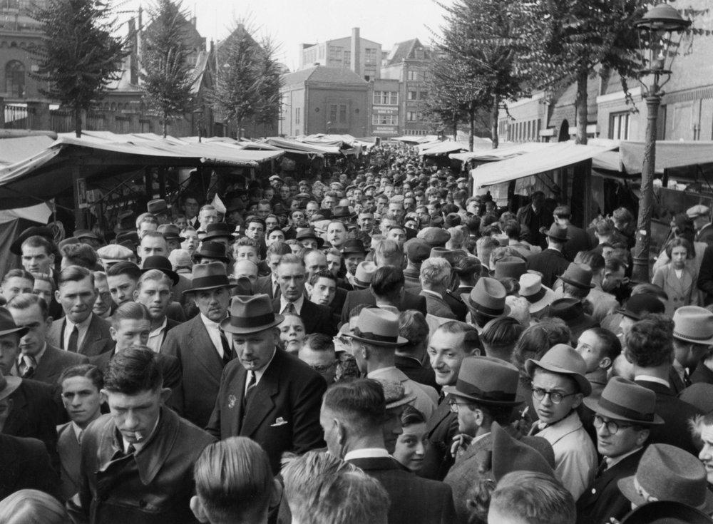 Stapf Bilderdienst, NIOD, 1940