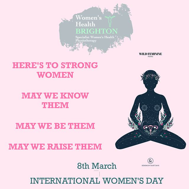 Happy International Women's Day!  Empowered women, empower women.  Let us not judge each other but support each other, talk to each other, be there for each other & use our voices to MAKE A CHANGE!  #internationalwomensday #womenshealthnetworksussex #WomensReality #TimesUp #EverydaySexism #ToTheGirls #genderpaygap #pressforprogress #Balanceforbetter #love #strongwomen #women #IWD2019 #standforwomen