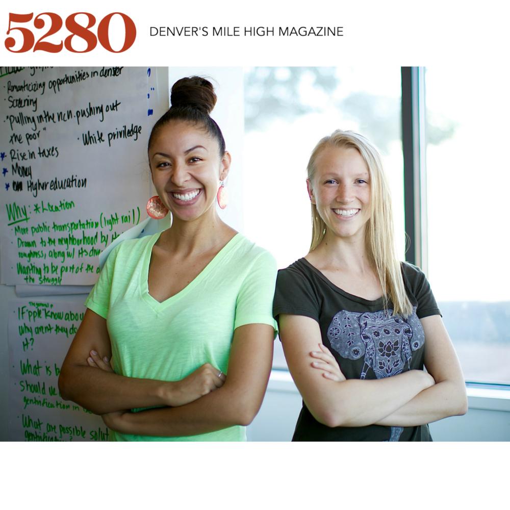 Escuchar y potenciar a los niños no escuchados de Denver - Cómo Project VOYCE está brindando esperanza, confianza y habilidades a los adolescentes del área que nunca se dieron cuenta de lo fuertes que pueden ser.