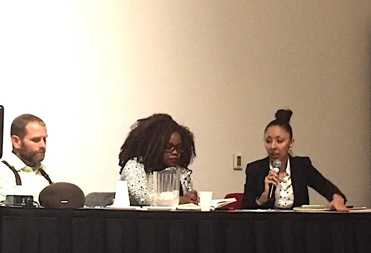 Candi Speaks on Gentrification at CO Preservation Institute Conf.jpeg