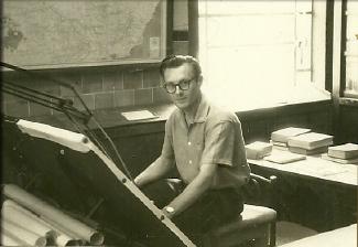 Prof. Ihor Kotchergenko, 1961