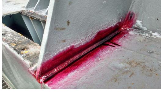 Dye Penetrant Inspection -