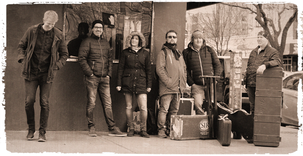 The Slow City Band -