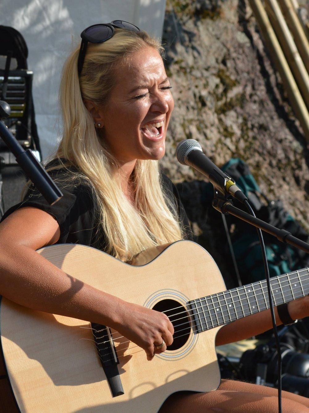 Hanne Charlotte Gryting -