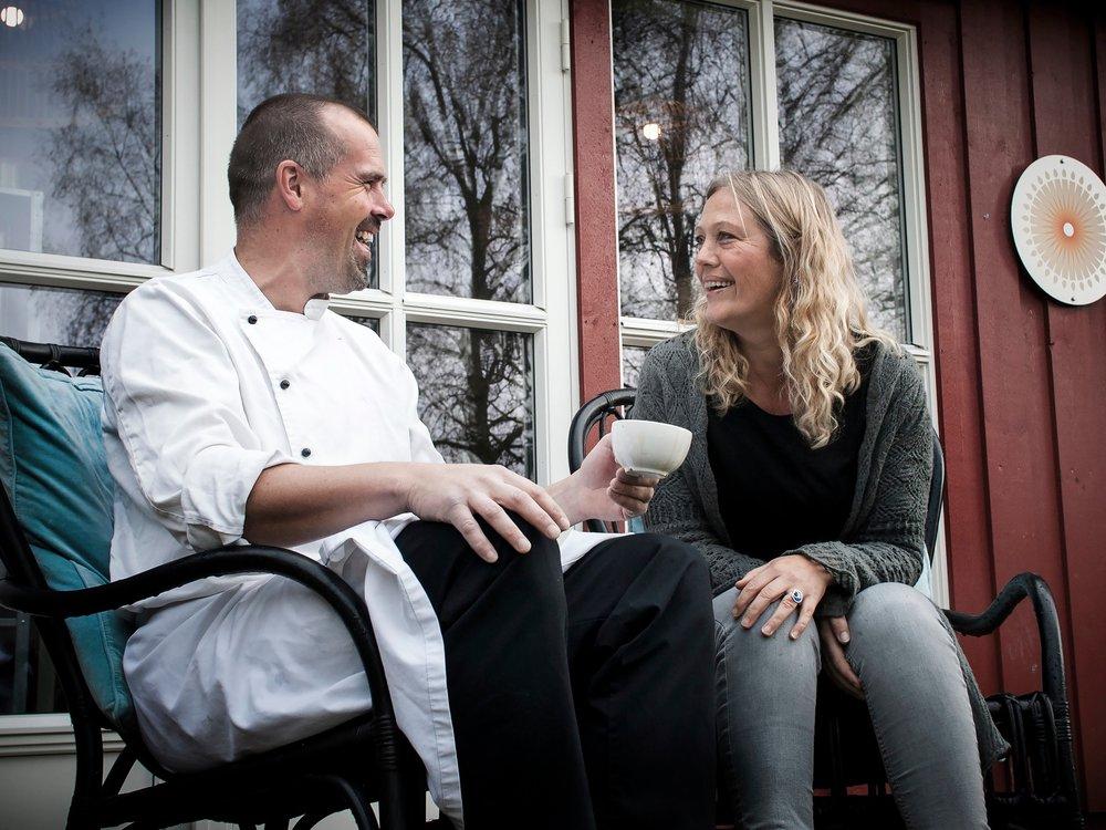 Ragnvald og Linn -