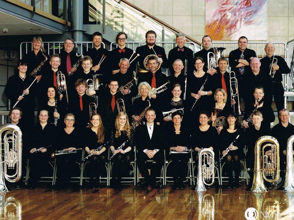 Tvedestrand Musikkorps -