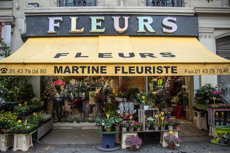Martine Fleuriste