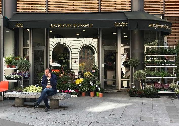 Aux Fleurs de France