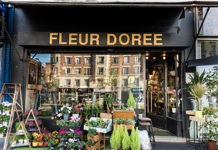 Fleur Dorée by Imagine Création