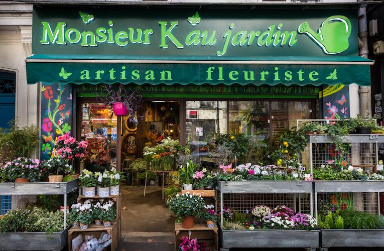 Monsieur K au Jardin