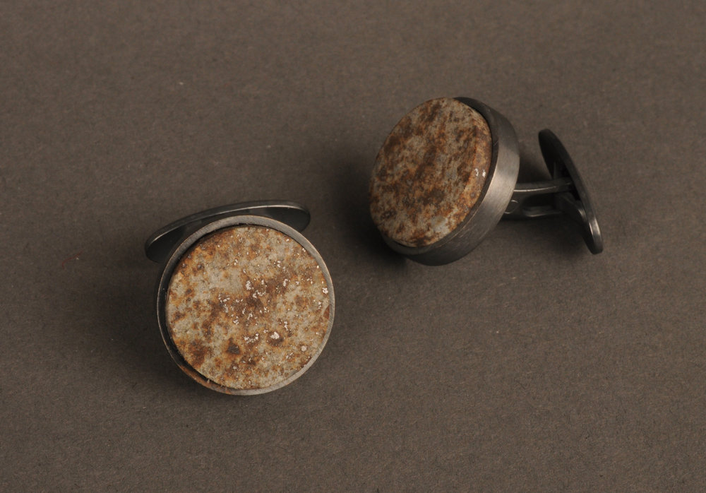 Stardust Cuff Links