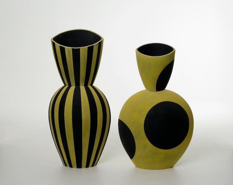 Black Stripes and Black Circles