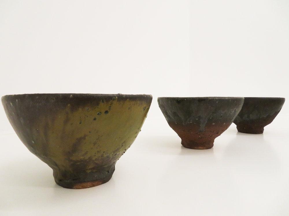 Salt glazed wood-fired stoneware  Photo credit: Courtesy of Galleri Format