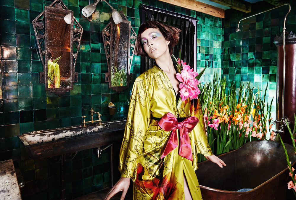 The Manor Blooms - edwin oudshoorn x bloembureau holland