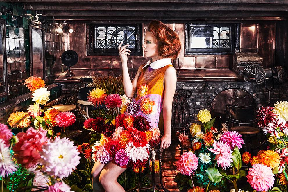 edwin oudshoorn - the manor blooms - kapper meisje 2.jpg