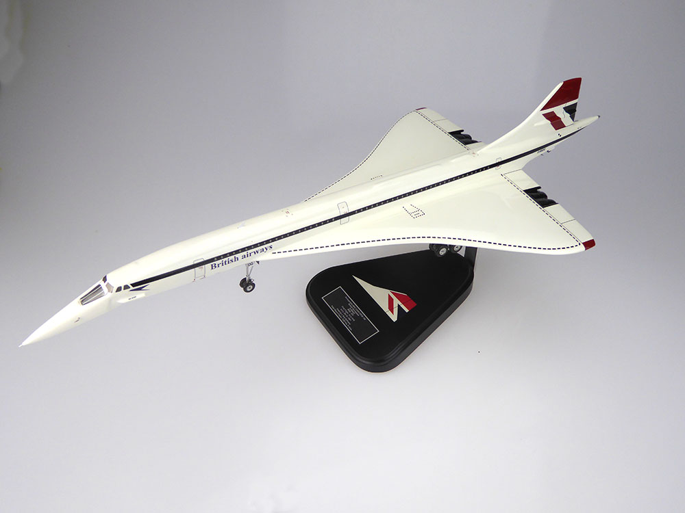 - Concorde G-BOAC Gear-Down (Chatham Livery)£300.00
