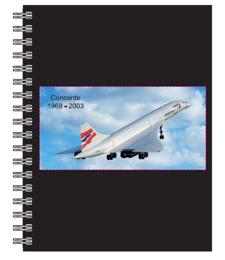 - A6 Spiral Notebook £3.50