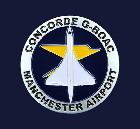 - Concorde Commemorative Coin £15.00