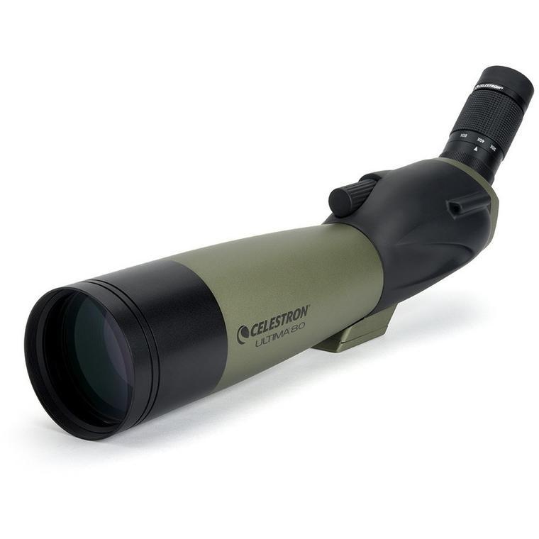 - Celestron Ultima 80mm Telescope £190