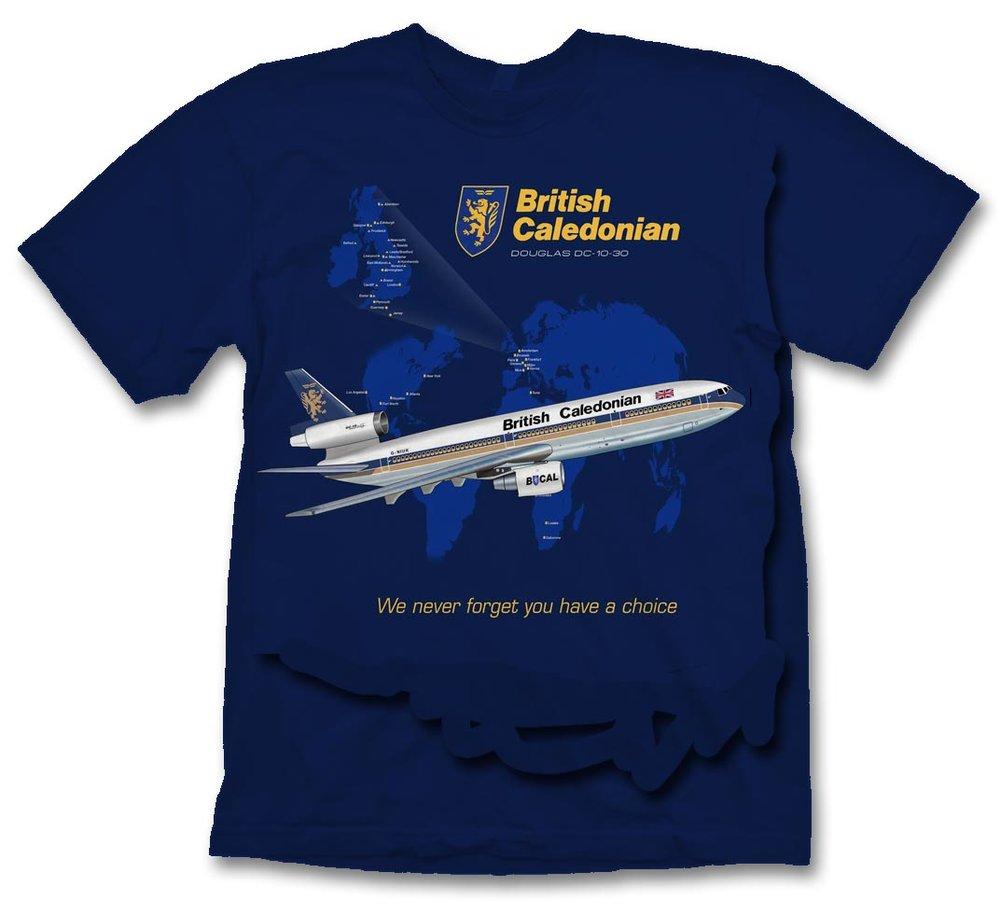 - DC-10 T-Shirt £21.95